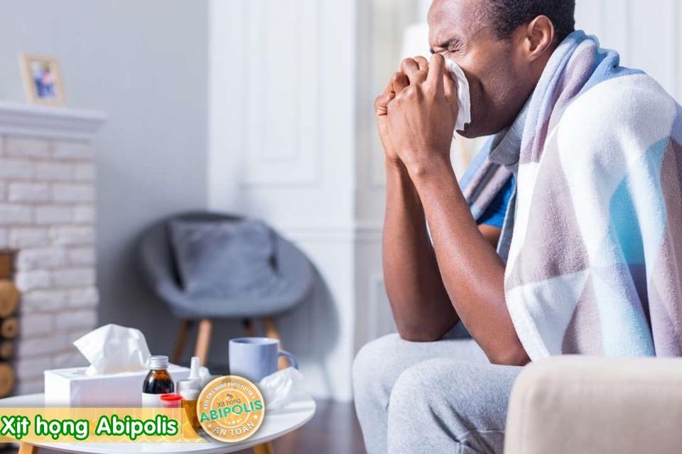 Phòng ngừa viêm đường hô hấp trên với Abipolis