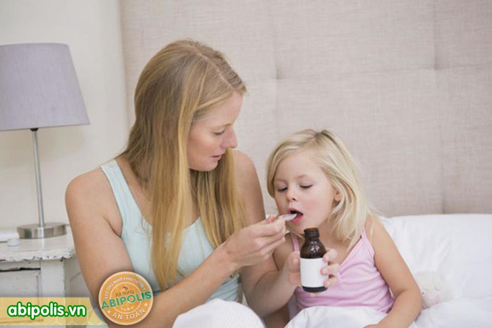 Phòng chống tái phát viêm đường hô hấp trên ở trẻ