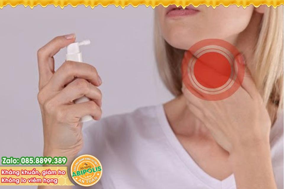 3 Cách chữa đau rát cổ họng cực đơn giản