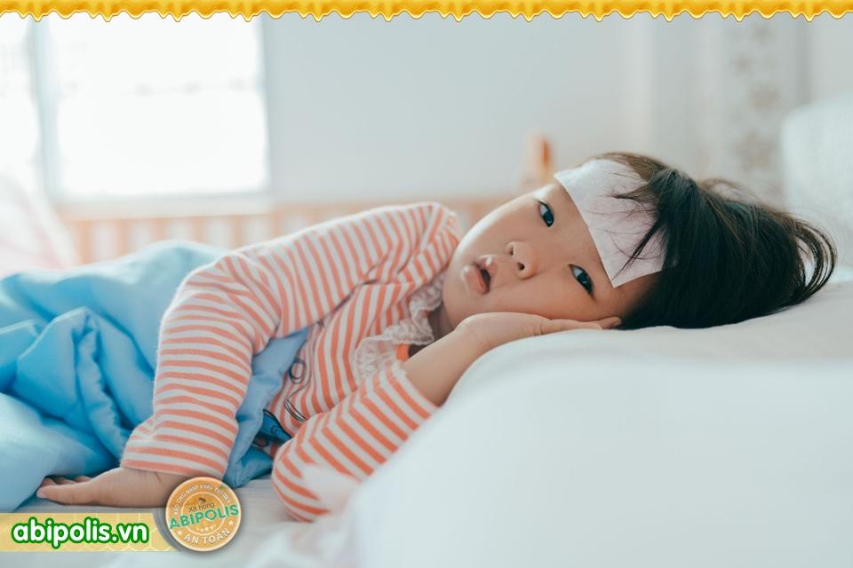 Thuốc điều trị viêm họng cấp ở trẻ em