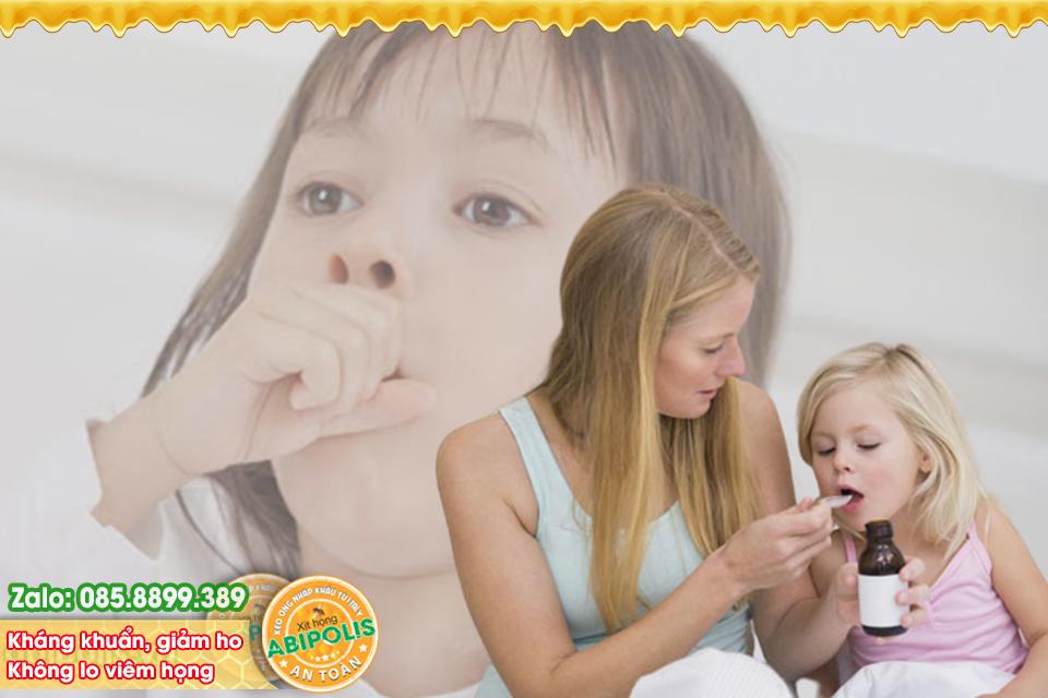 Trị ho cho trẻ an toàn - 4 nguyên tắc nằm lòng, mẹ đừng bỏ qua