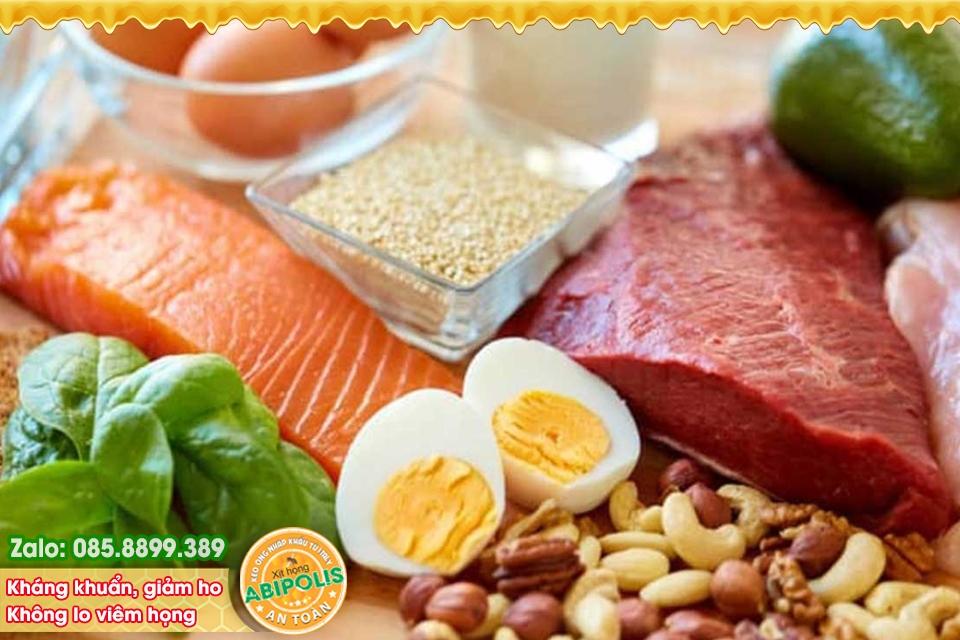 Phòng viêm hô hấp cấp do virus corona, dinh dưỡng đóng vai trò quan trọng