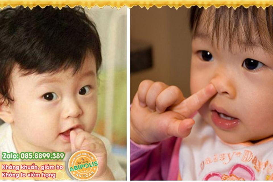 Bảo vệ đường hô hấp của trẻ đúng, giảm nguy cơ dịch bệnh tấn công