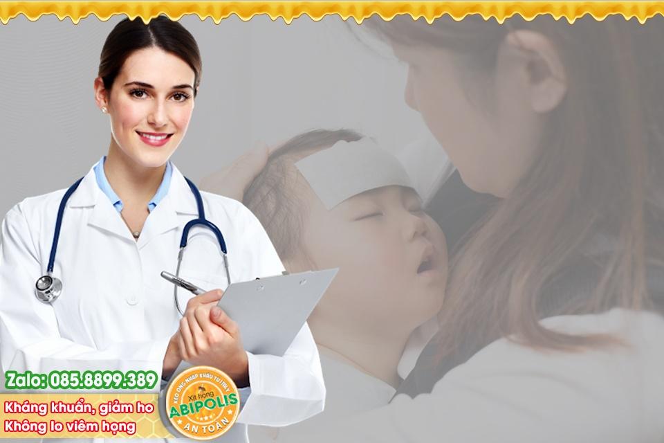 Vì sao, nhiễm trùng hô hấp trên ở trẻ lại dùng corticoid?