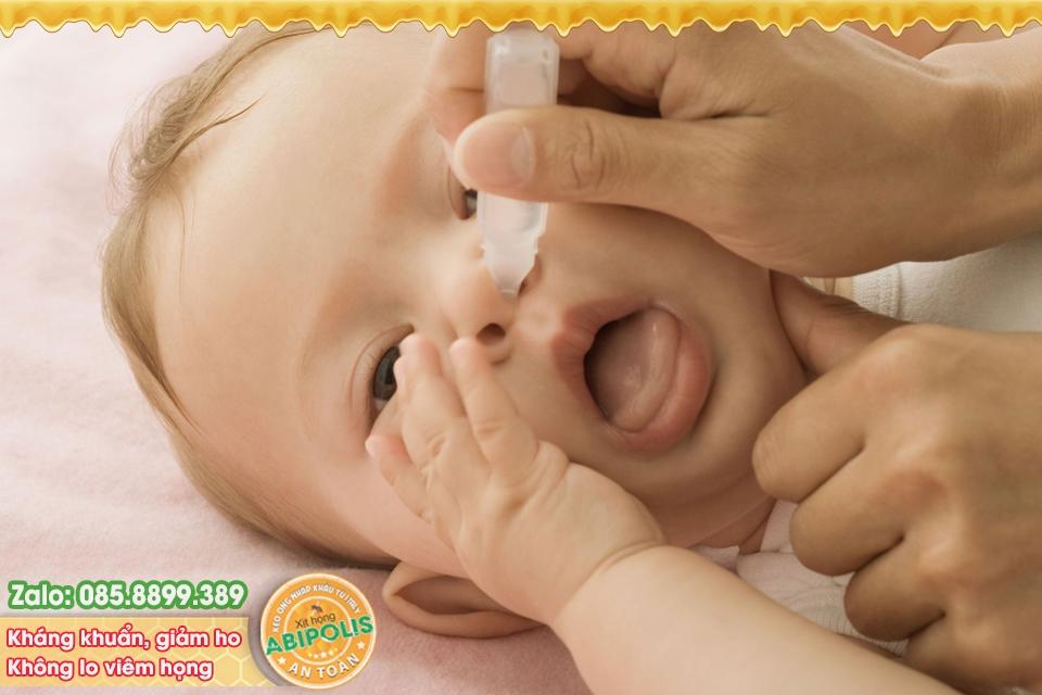 Viêm tiểu phế quản ở trẻ em - Chăm sóc sai cách, bệnh dễ nặng hơn