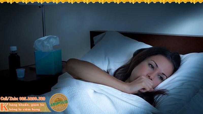 Ho nhiều về đêm, nguyên nhân ra sao, phòng ngừa thế nào?