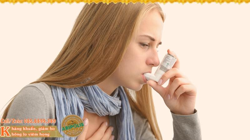 7 thực phẩm không dành cho bệnh nhân hen suyễn