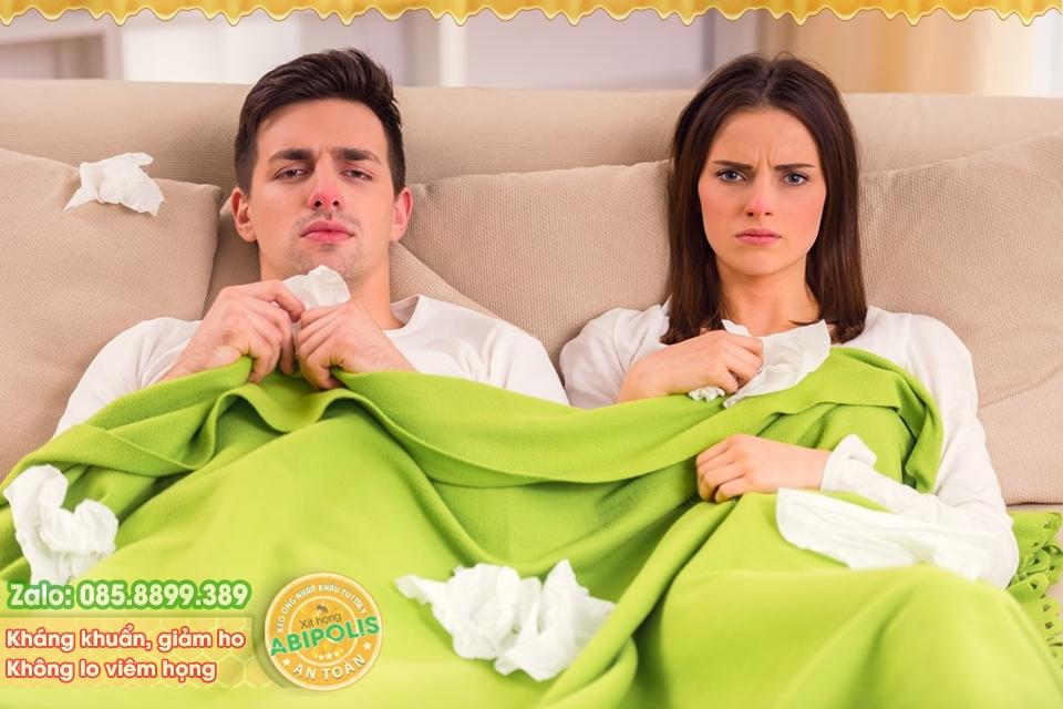 Bệnh nhân hô hấp cần tiêm phòng cúm mùa để tránh hậu quả đáng tiếc