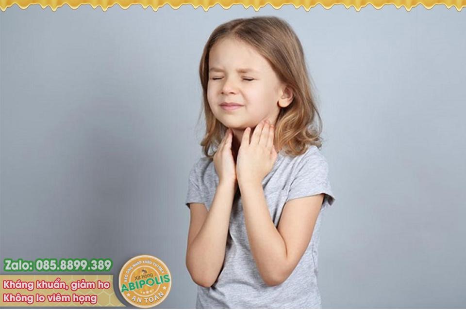 Đã rõ vì sao viêm họng cấp ở trẻ hay mắc và dễ tái phát